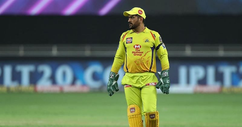 Dhoni is feeling the heat. Pic Courtesy: Scroll.in