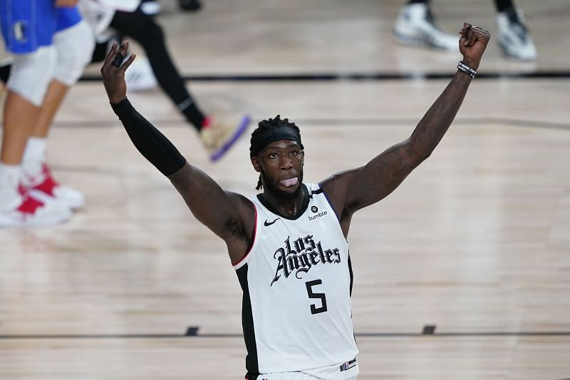 Montrezl Harrell could be the defensive cornerstone for the Denver Nuggets.
