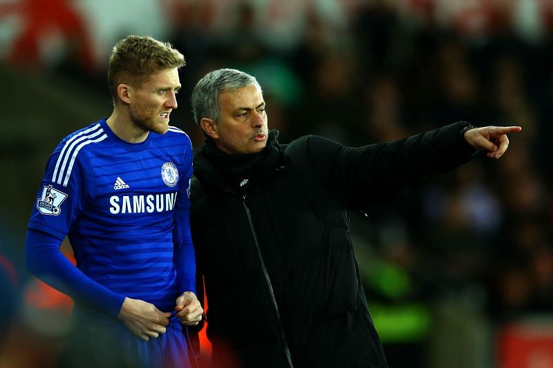 Andre Schurrle revealed that his self-esteem took a hit under Jose Mourinho at Chelsea.