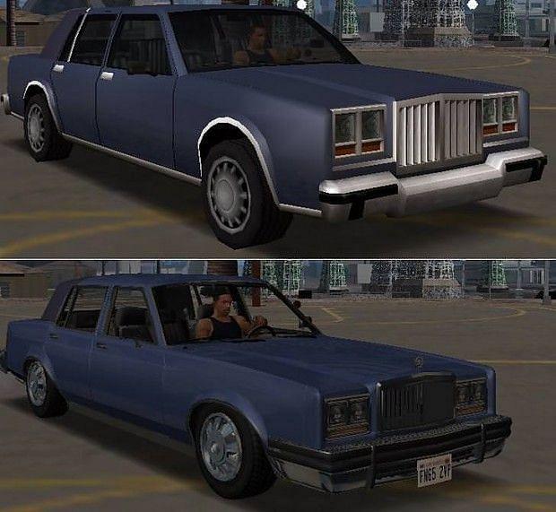 Improved Car Model Graphics | Image Credits: moddb.com