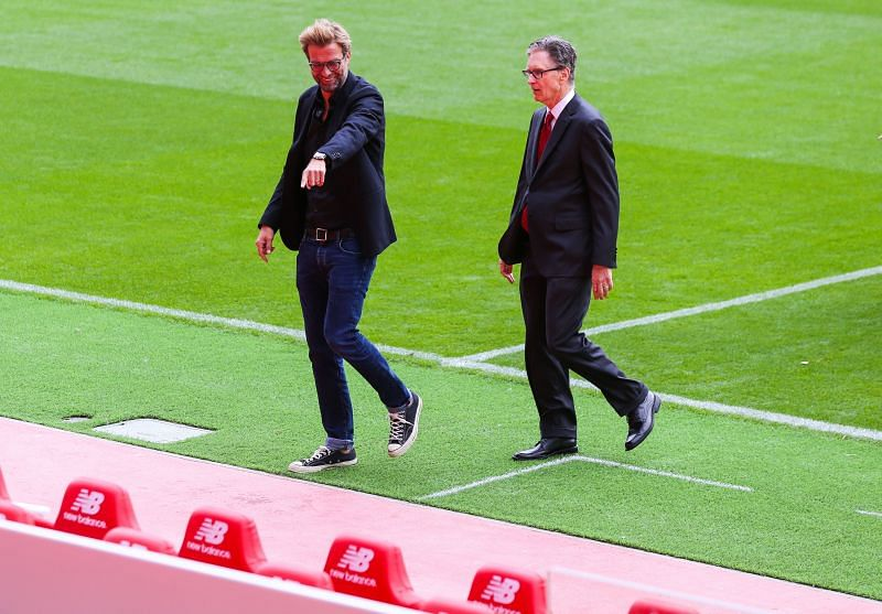 Liverpool owners are looking to gather support from the rest of the Big Six