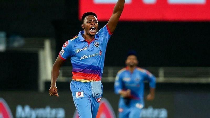 Kagiso Rabada has led the Delhi Capitals seam attack along with Anrich Nortje