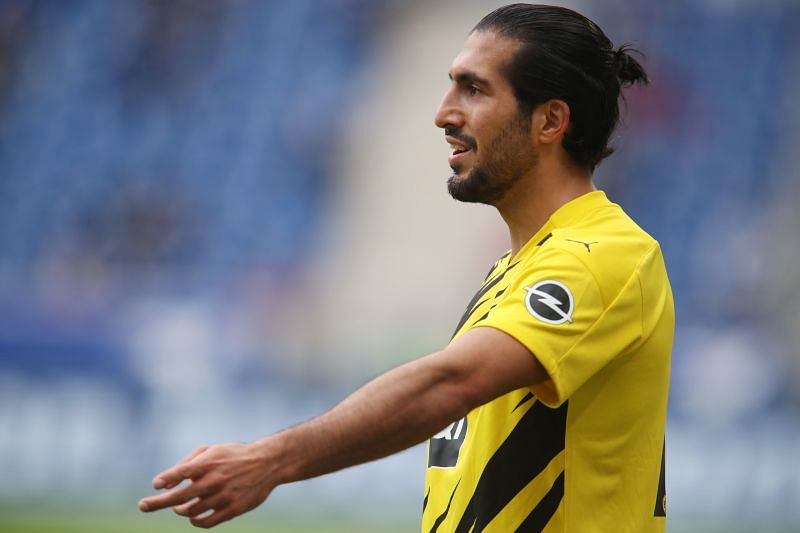 Emre Can is unavailable for this game