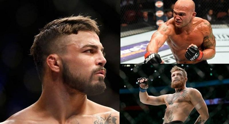 Mike Perry aims to beat Robbie Lawler and then face Conor McGregor