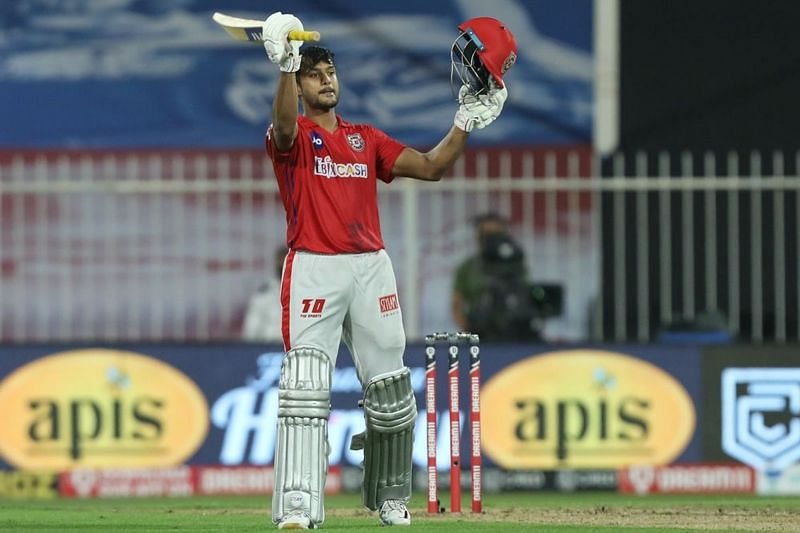 Mayank Agarwal had scored his maiden IPL hundred against the Rajasthan Royals earlier in IPL 2020 (Image Credits: IPLT20.com)