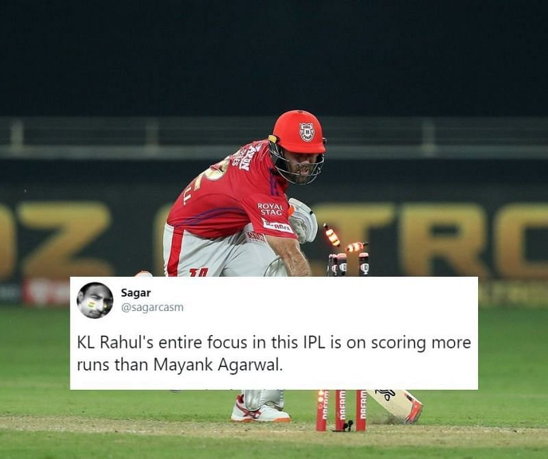 KXIP are rooted to the bottom of the IPL 2020 points table