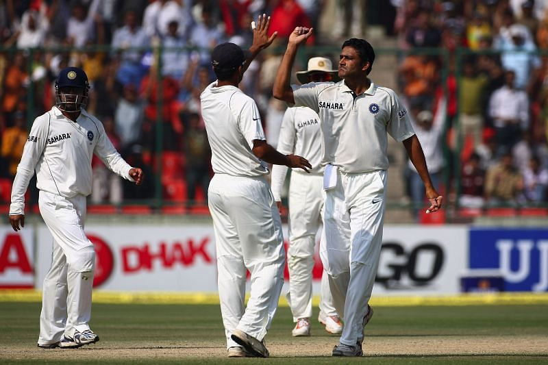 Anil Kumble is a former head coach of the Indian cricket team