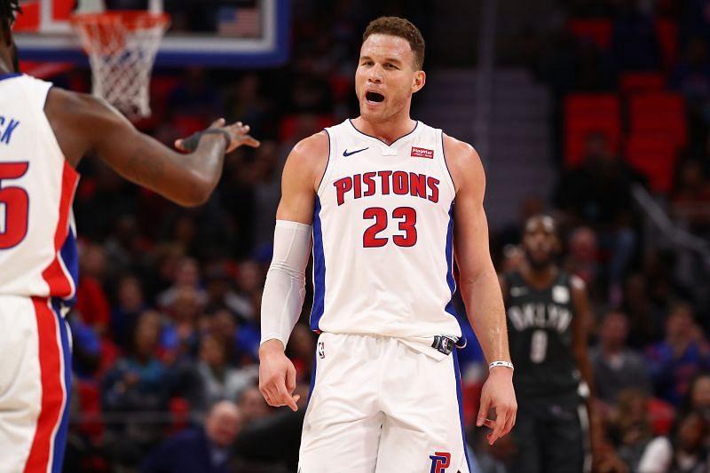 Brooklyn Nets vs Detroit Pistons