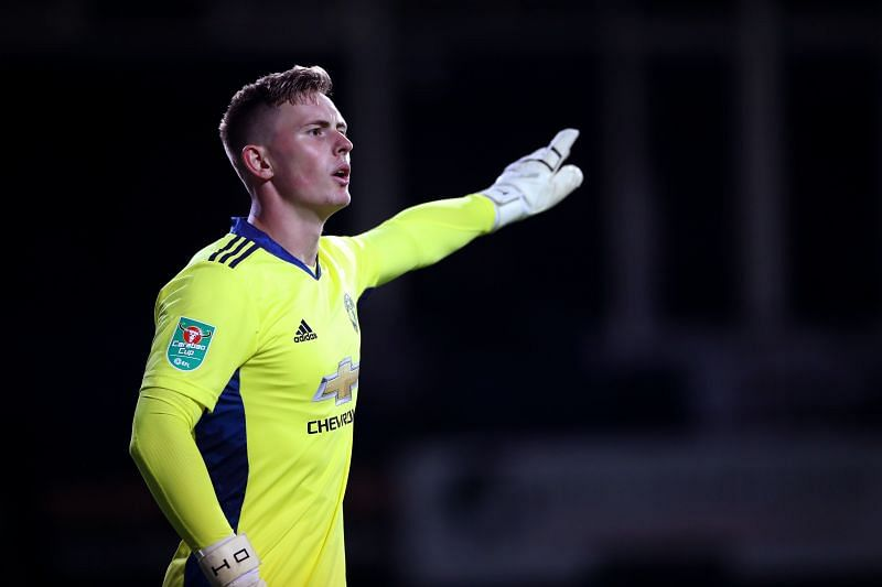 Another game, another clean sheet for Manchester United