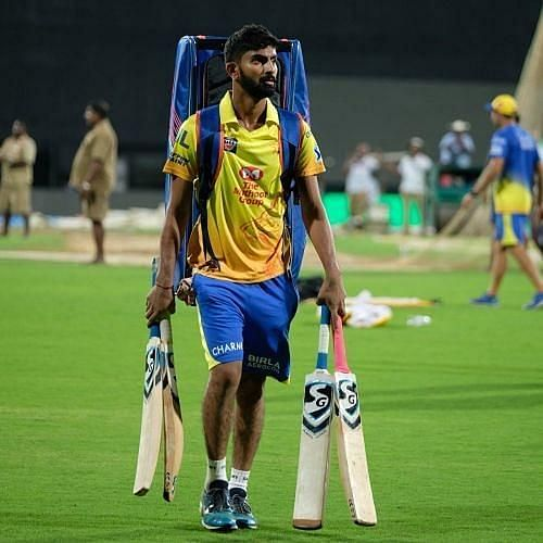 N Jagadeesan can be considered for the upcoming matches.