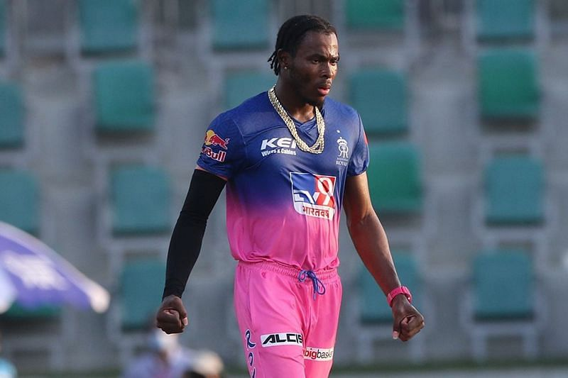Apart from Jofra Archer, the RR bowlers were unable to threaten RCB in chase.