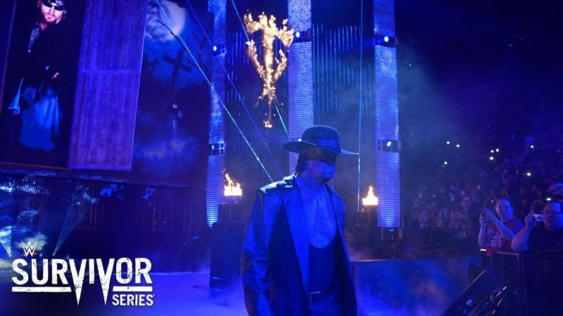 The Undertaker could appear at Survivor Series.
