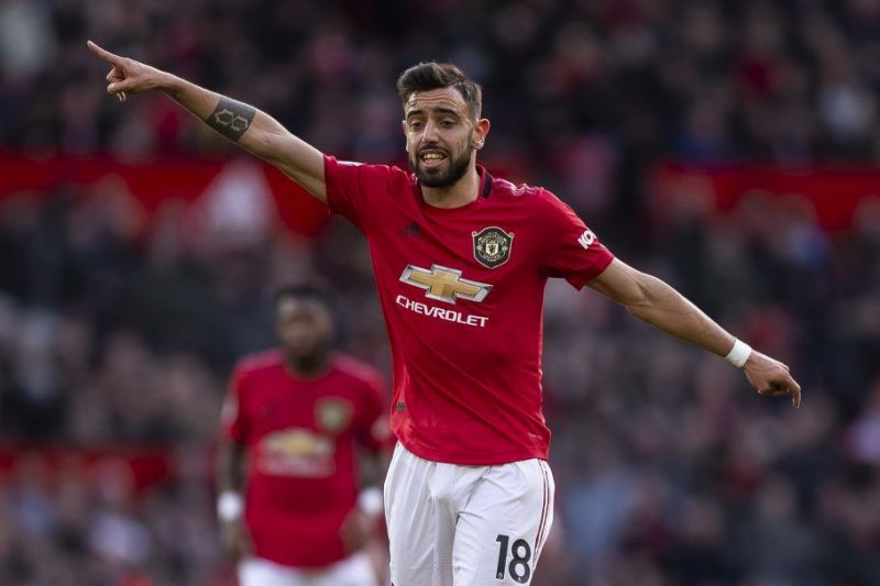 Bruno Fernandes is the best FPl option from United.