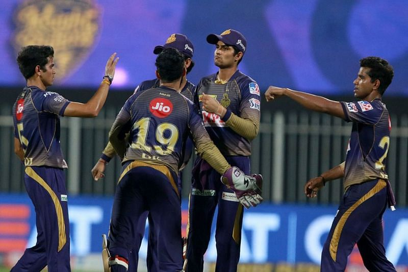 The Kolkata Knight Riders can strengthen their candidature for a place in the IPL 2020 playoffs by defeating the Delhi Capitals (Image Credits: IPLT20.com)