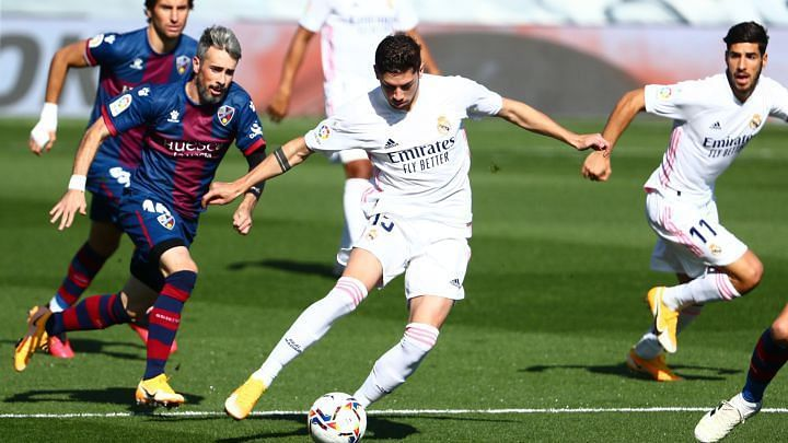 Federico Valverde continues to grow in influence for Real Madrid