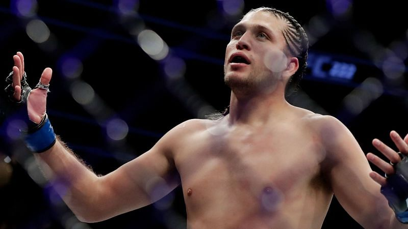 UFC favorite Brian Ortega has been responsible for some incredible finishes in the Octagon.