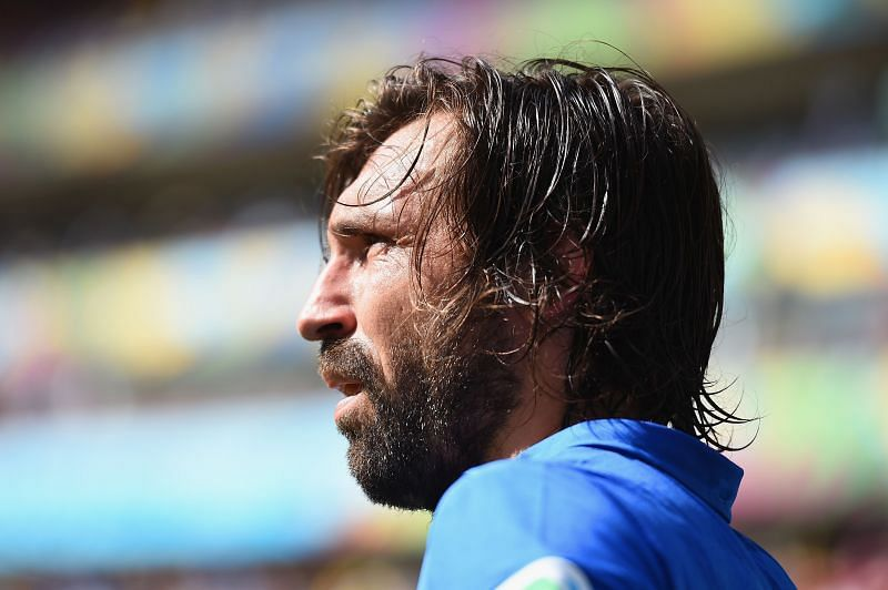 Andrea Pirlo is the new manager of Juventus.