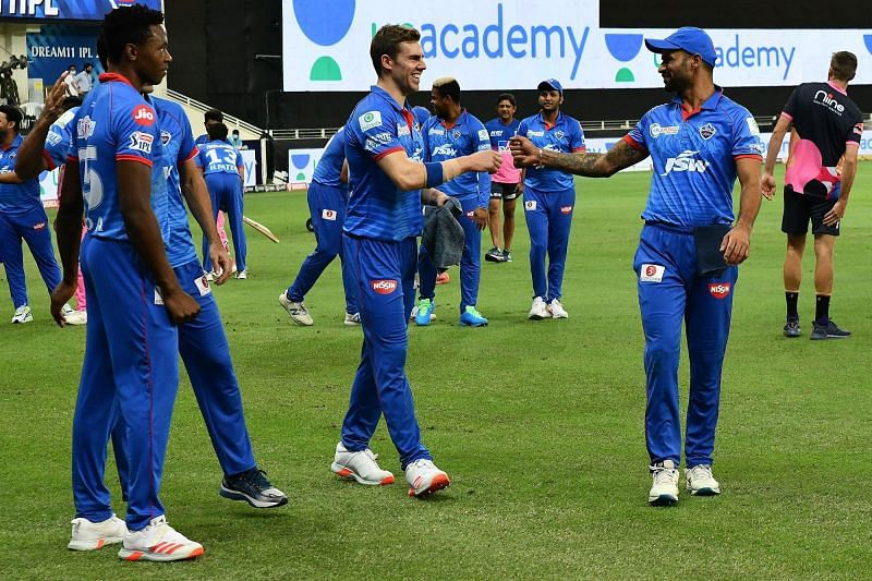 Ricky Ponting wants DC to perform even better in the second half of IPL 2020 (Credits: IPLT20.com)