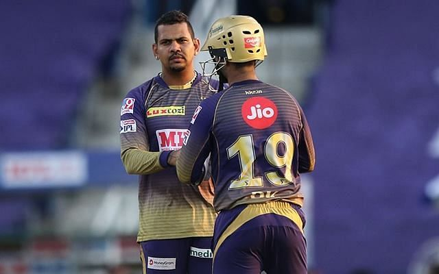 Sunil Narine was happy to deliver under pressure in the death overs.