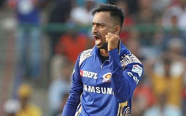 Krunal Pandya was a shadow of his explosive performance from the previous game.