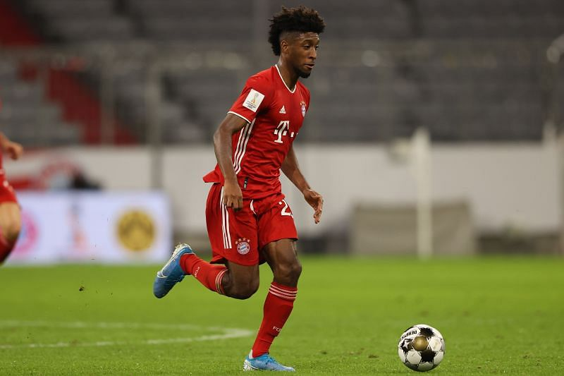 Kingsley Coman was linked with Manchester United
