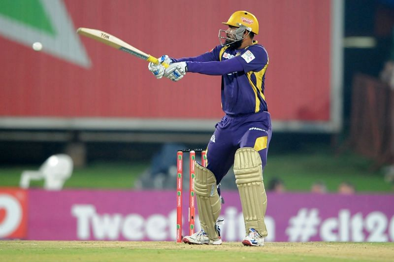 Yusuf Pathan was a match-winner for the Kolkata Knight Riders