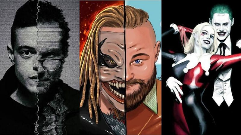 Bray Wyatt has created some of the most creative gimmicks in WWE history