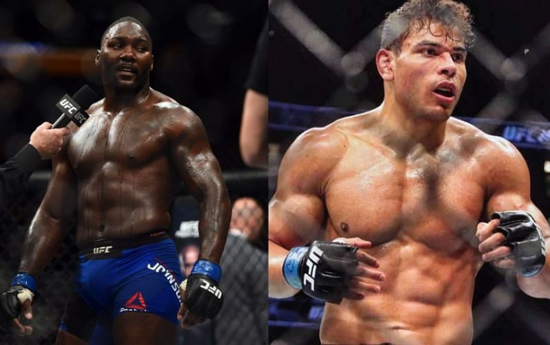 Anthony Johnson has a message for Paulo Costa.