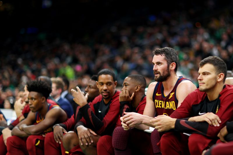 Cleveland Cavaliers are in a rebuild