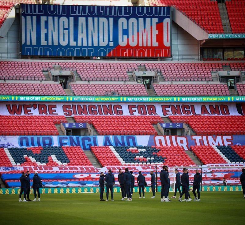 England  will host Denmark next this Saturday