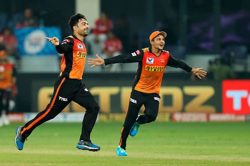 How much of an impact will Rashid Khan have today?