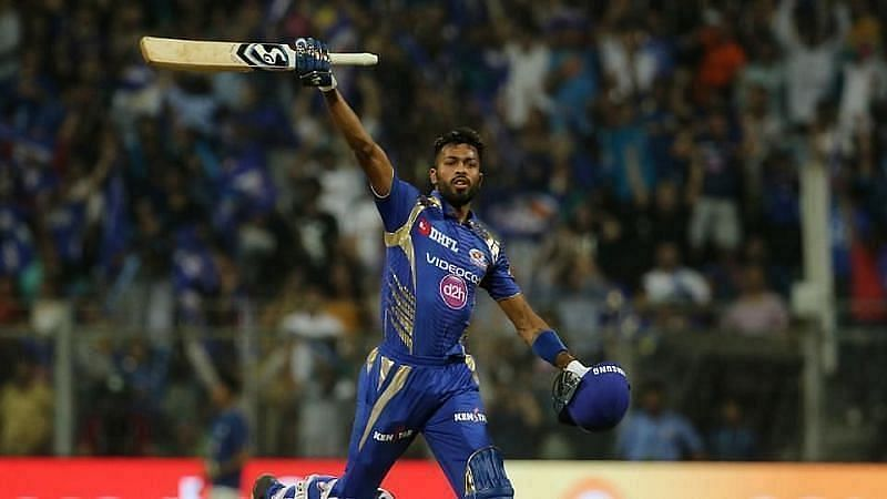 Hardik Pandya has not got much time in the middle for the Mumbai Indians so far