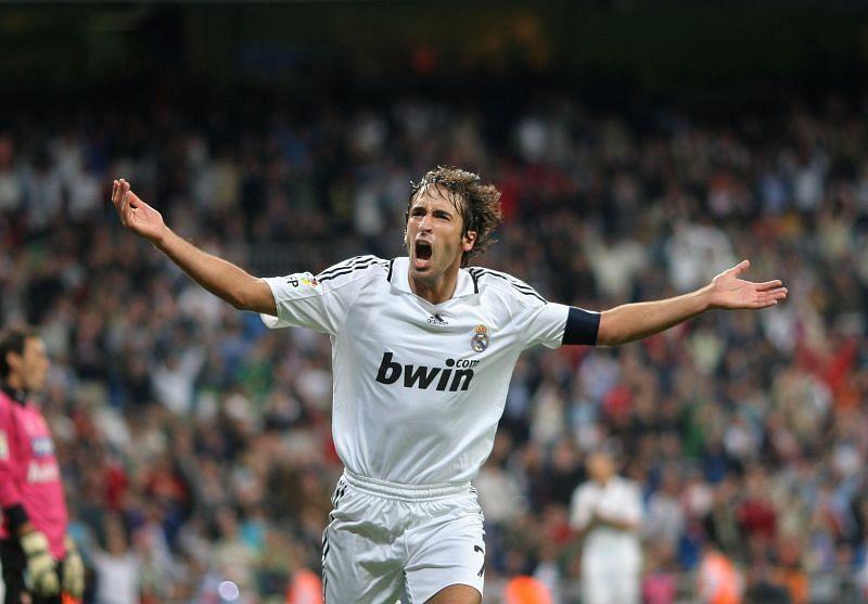 Raul was a phenomenon at Real Madrid