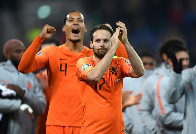 The Netherlands will face Italy on Wednesday