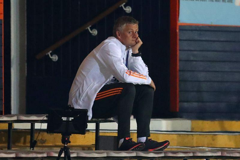Manchester United manager Ole Gunnar Solskjaer has not enjoyed the best of starts