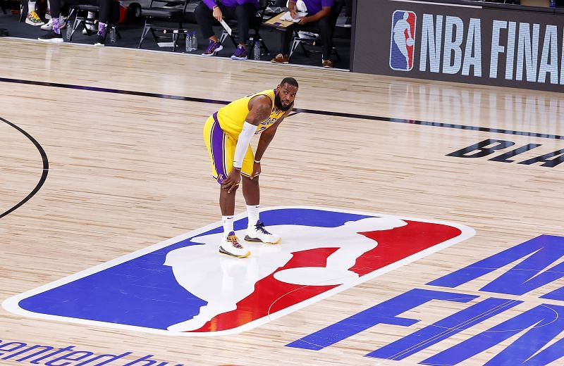 2020 NBA Finals - Game One