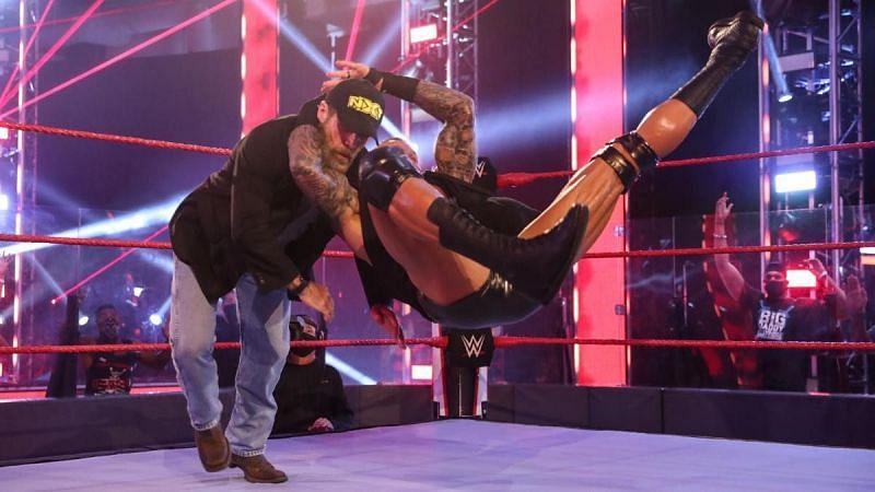 WWE Raw results: RETRIBUTION attack, Randy Orton kicks Shawn Michaels    Metro News