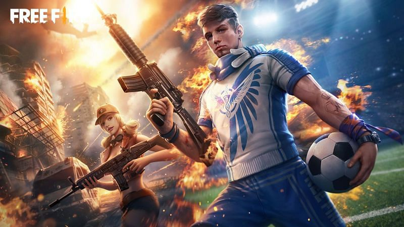 Laqueta is a footballer in Garena Free Fire (Image credit: Free Fire)
