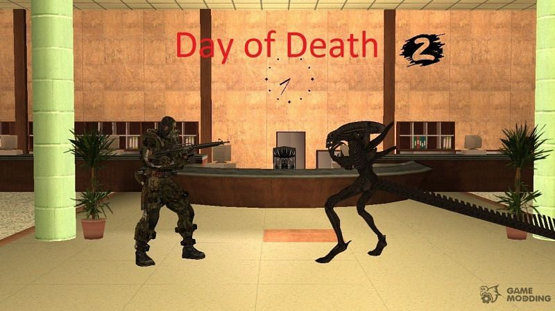 The Day of Death 2 mod isn