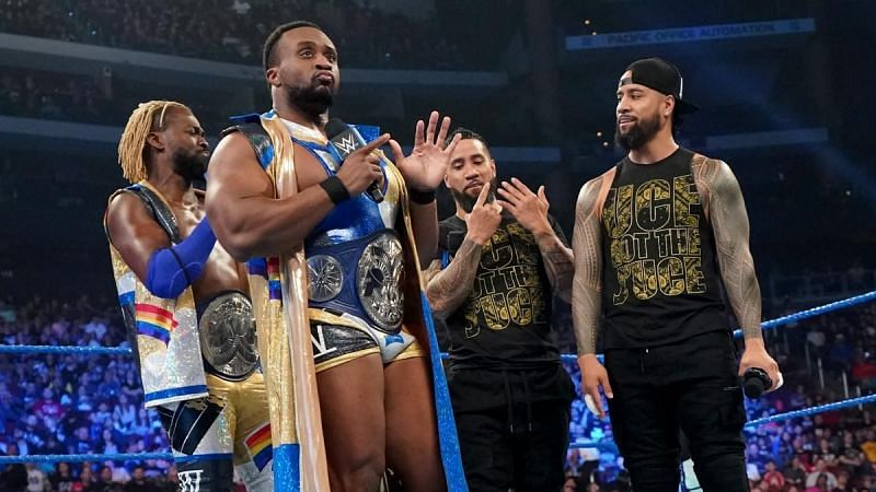 The New Day and The Usos