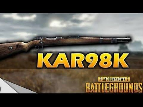 Kar98k location and damage in PUBG Mobile(Image credits: Gameplay Nxt YT)