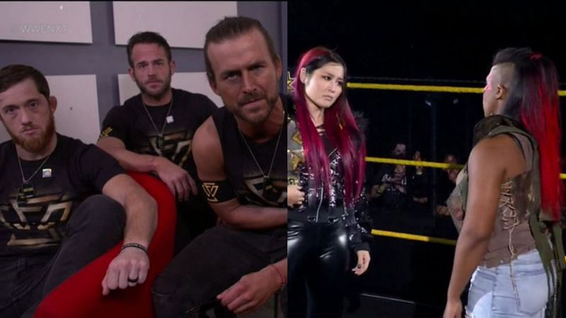 NXT riddled with injuries; a new tag team emerges