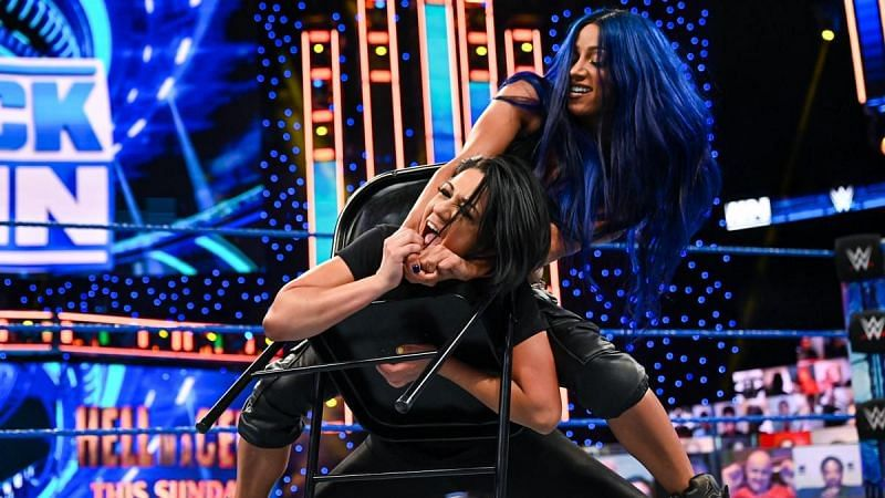 Who will be the new SmackDown Women
