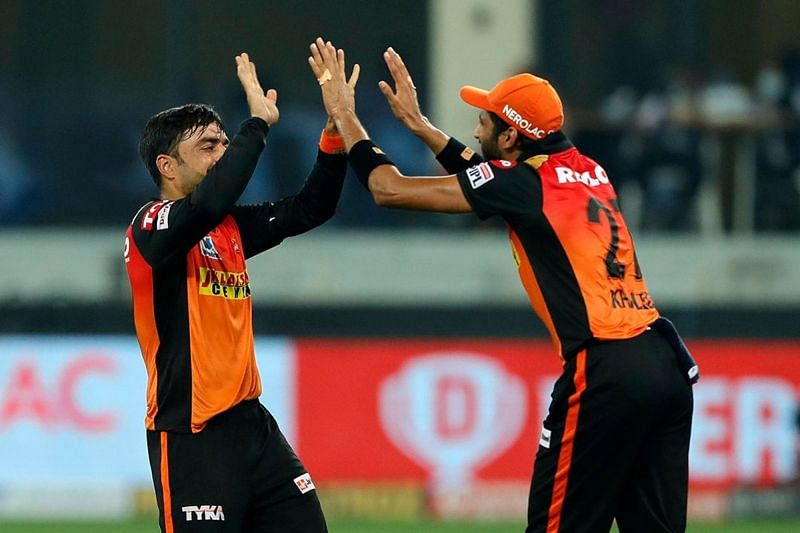 SRH will look up to Rashid Khan for a magical performance