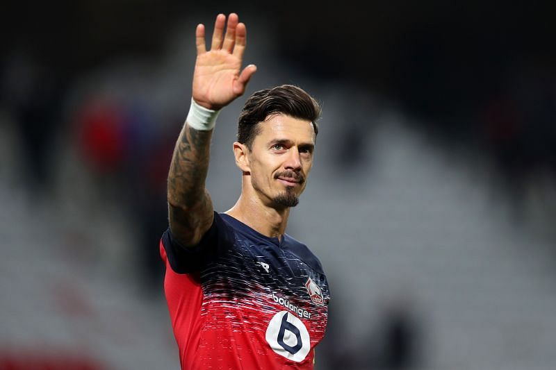 Jose Fonte tested positive for COVID-19 on October 5 and faces a late fitness test
