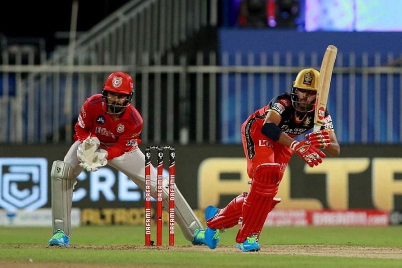Washington Sundar and Shivam Dube could not play a substantial knock for RCB [P/C: ilpt20.com]