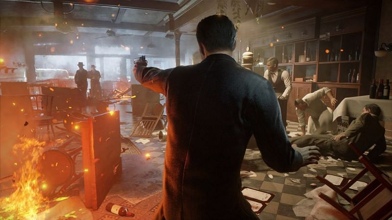 Many studios elect to create games with unique identities of their own rather than try to do what Rockstar Games do (Image Credits: PC Gamer)