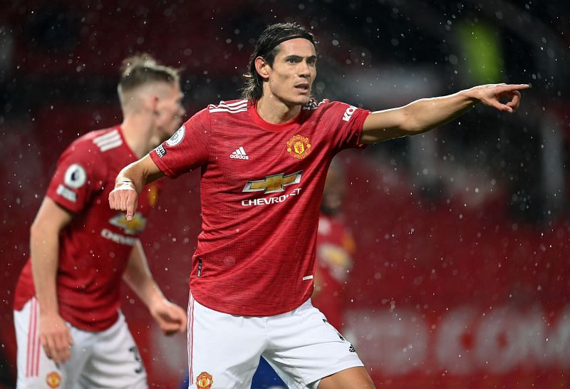 Edinson Cavani has moved to Manchester United as a free agent from Paris Saint-Germain