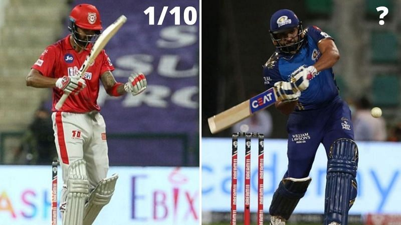KL Rahul was horrible with his captaincy against MI