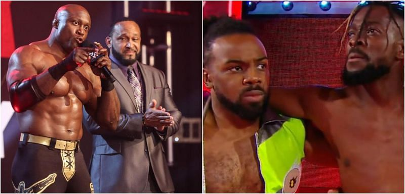 Will The Hurt Business go after the RAW Tag Team Champions?